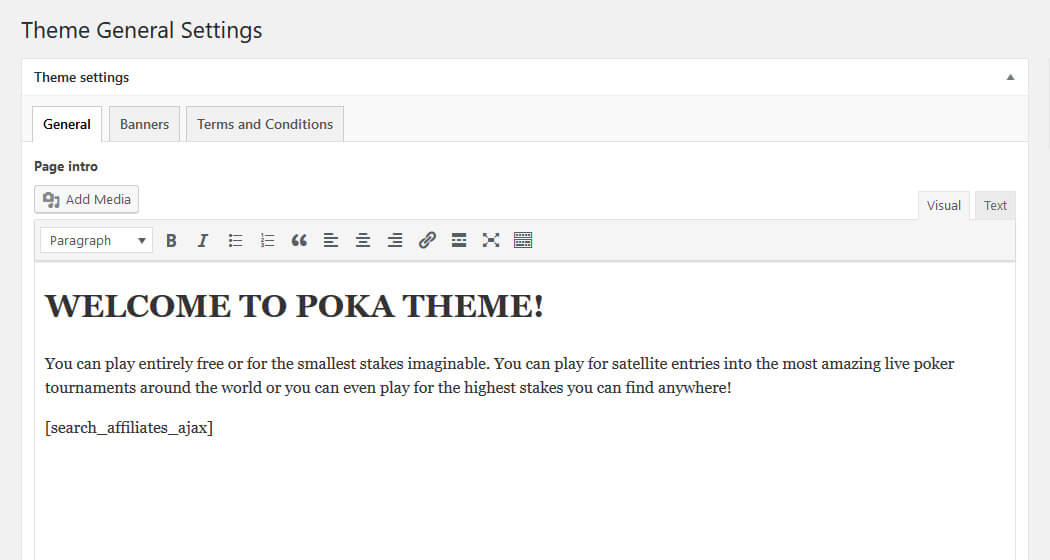 Poka v2 back end screenshot