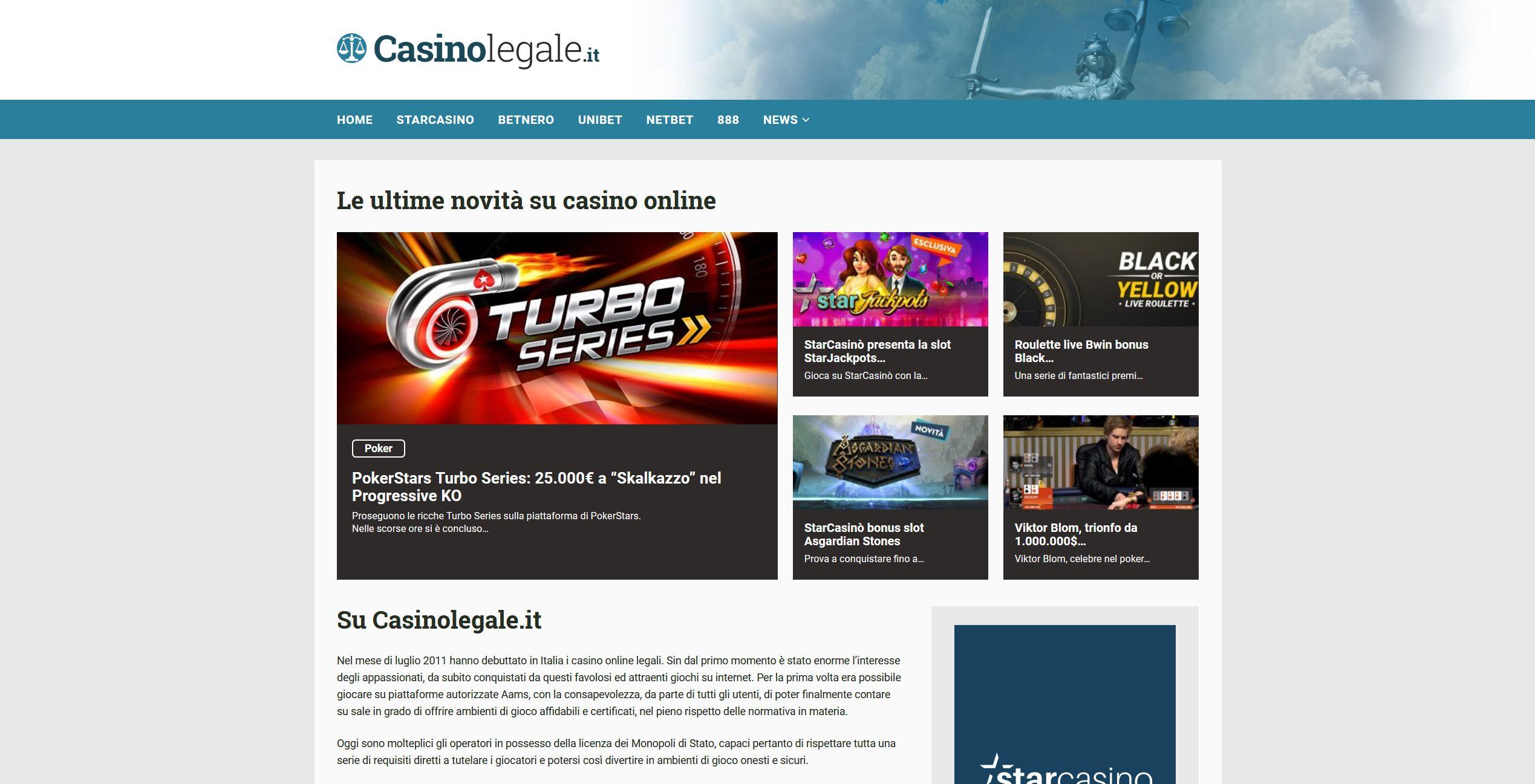 Casino Legale