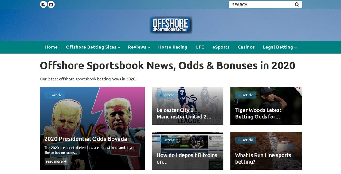 Best Offshore Sportsbook