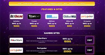PokaStars Homepage