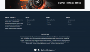 CasinoAce - High CTR Gambling WordPress Theme Screenshot